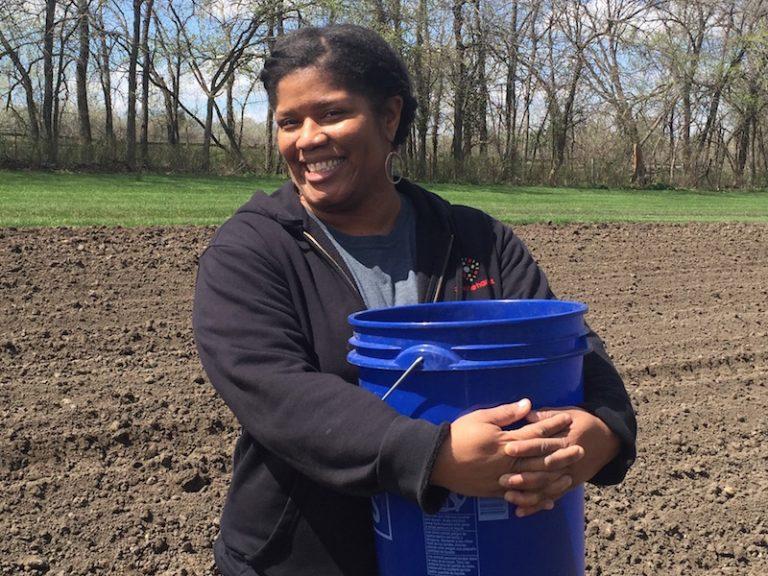 Gleaning Coordinator Tekia