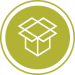 Green box icon